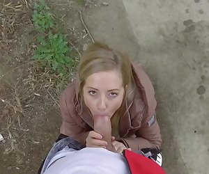 Fake Hub - Student Actress Fucked Outside