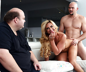 Milf Hunter – He Likes To Watch