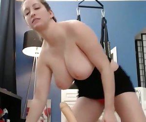Huge American Tits On Webcam
