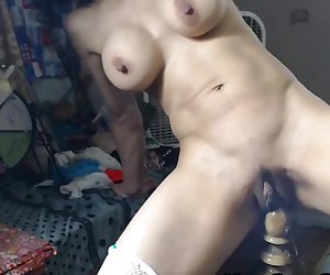 Dual penetration led to some kinky anal milf insertions
