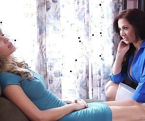 Lesbian PsychoDramas #18, Scene #04