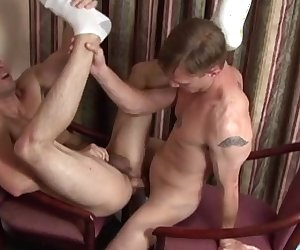 Kody Rean and Lance Masters