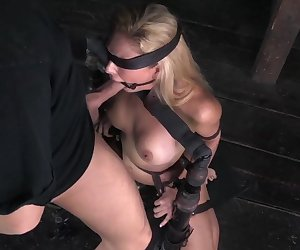 Cherie DeVille Turned Into A Blowjob Device