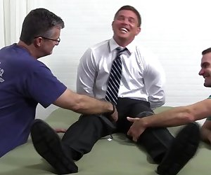 Sebastian Young Tied Up and Tickled - Sebastian