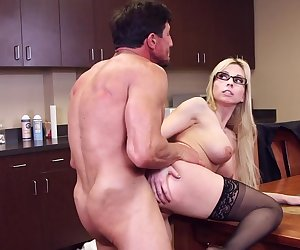 Christie Stevens Pantry Poke In the Ass