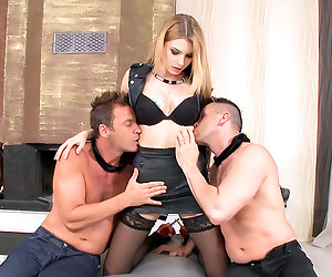 Blindfolded To Fuck Karina