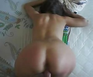 spanking homemade