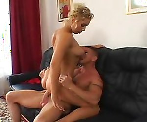 Juicy blonde fucked royally