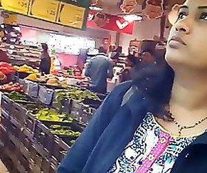 Hidden Indian In Supermarket
