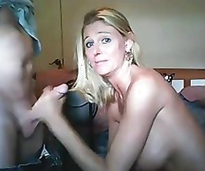 Hot wife blowjob and facials compilation