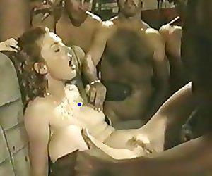 Tyra Olsen Gangbang