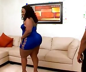 Sexy Ebony Big Booty BBW