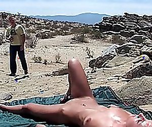 Two Strangers Fuck In The Desert