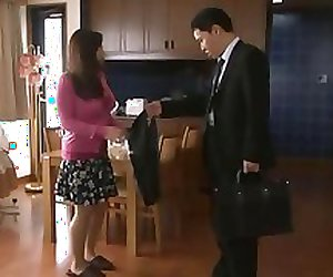 Boss Targeted Employee's Breast Milk Wife Clip2 by TOM
