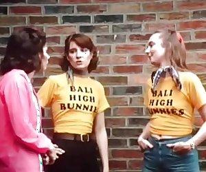not High school Bunnies - 1978