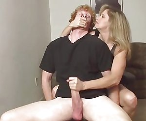 step mom handjob