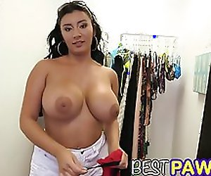 Camster Starlet Selena Adams Shows Off Her BIG Ass and Tits