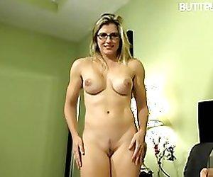 Busty pussy extreme orgasm