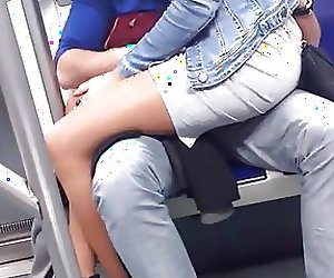 groped on the subway