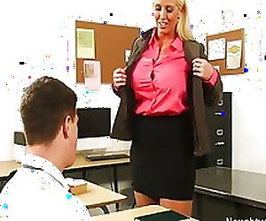 Alura Big Tits Teacher