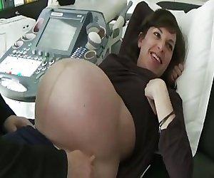pregnant laugh
