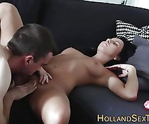 Real euro hooker licked