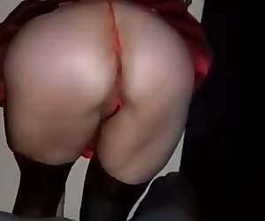 Latina Wife Pussy Dance