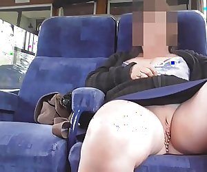 Swanage Steam Train Crotchless Panties