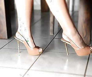 High Heels Catwalk Part 1