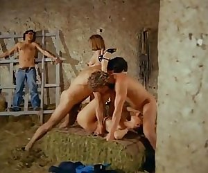 Brigitte Lahaie Cathy Submissive Girl (1977) ORGY