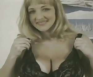 Danni Ashe Changing Lingerie