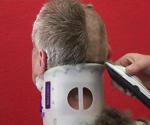Headshave glatze scheren