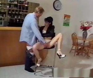 Fabulous pornstar Micki Lynn in best anal, brunette sex clip