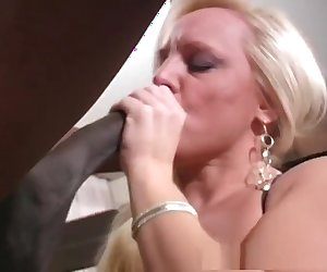 Hottest pornstar Alexis Golden in crazy blonde, mature adult video