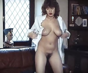 Rock   roll  vintage bouncy big boobs strip dance